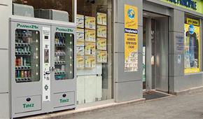 ¿Por qué poner una máquina expendedora para farmacia?