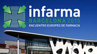 Expofarm estará presente en Infarma 2015