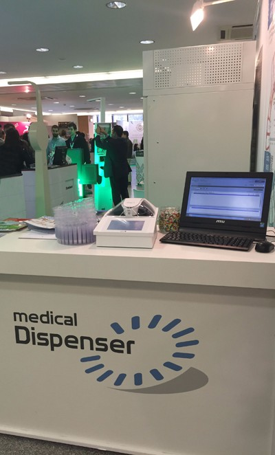 Medical Dispenser Expofarm