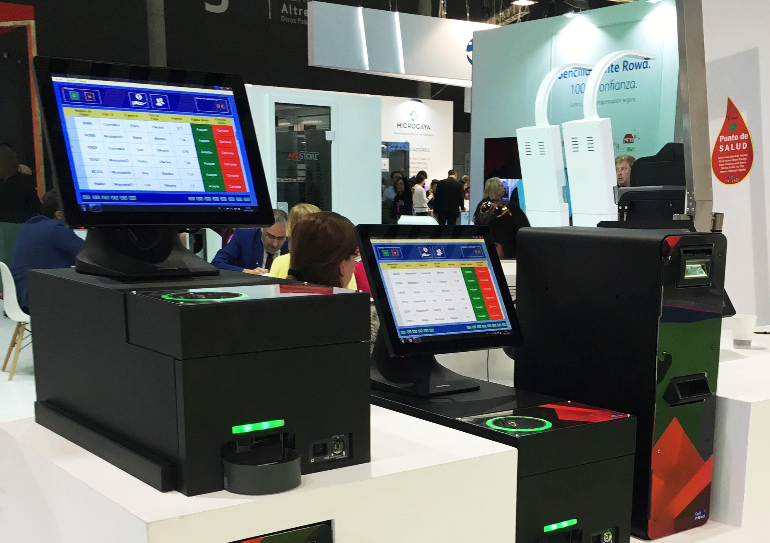 Nuevo sistema de gestión de efectivo CashProtect