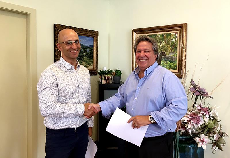 Expofarm firma un convenio de colaboración para la distribución de CashProtect en España