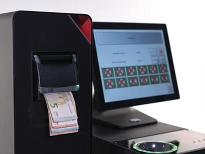 billetes en el sistema de